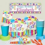 80th Birthday Party Tips
