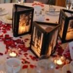 80th Birthday Photo Lanterns