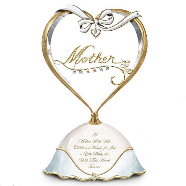 A Heart Full of Love Personalized Music Box