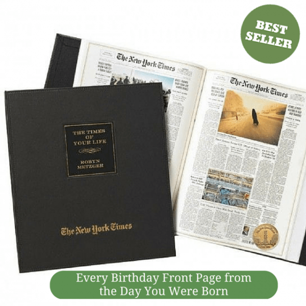 Day You Were Born Ultimate Birthday Book
