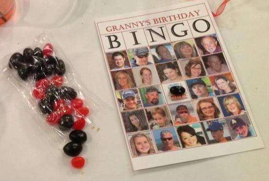 Bingo Birthday Party Ideas