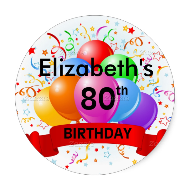 80th birthday party ideas themes amp tips for a fabulous 80th