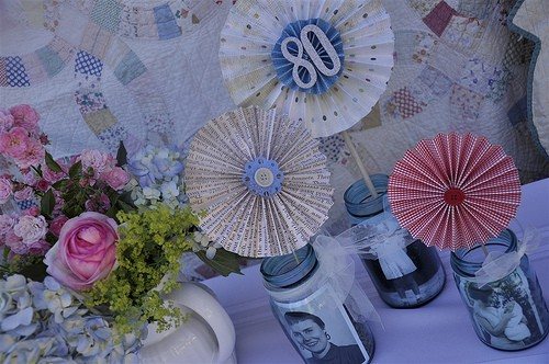 80th Birthday Centerpieces 80th Birthday Ideas