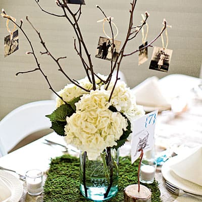 80th Birthday Centerpieces Ideas