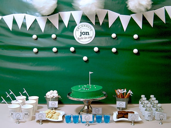 Golf Party Ideas Diy on halloween golf, charity golf, party ideas golf, bedroom golf, wedding ideas golf,