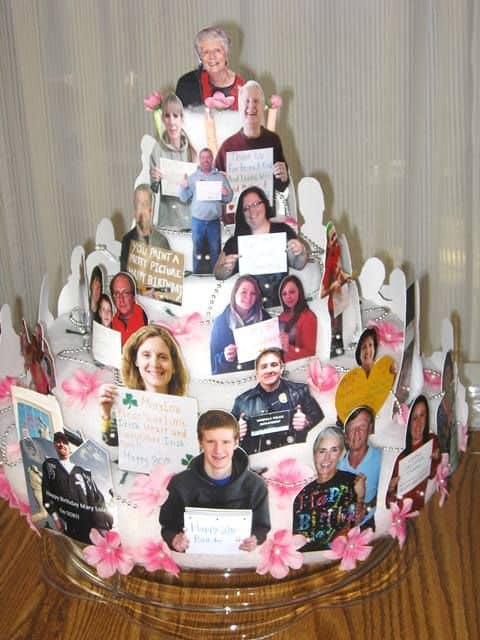 80th birthday photo centerpieces 80th birthday ideas for 80th birthday decoration ideas